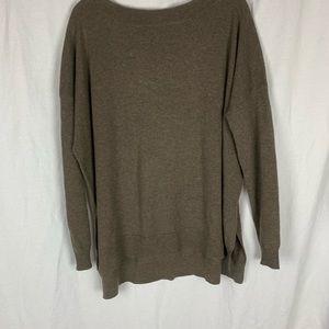 Vince oversized wool blend sweater